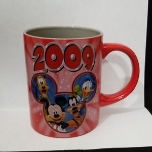 Disney 2009 Jerry Leigh Mickey Mouse & Friend Mug